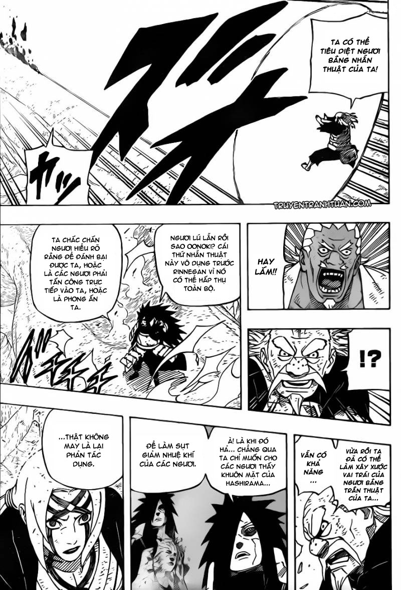 Naruto - Chapter 578 - Pic 7