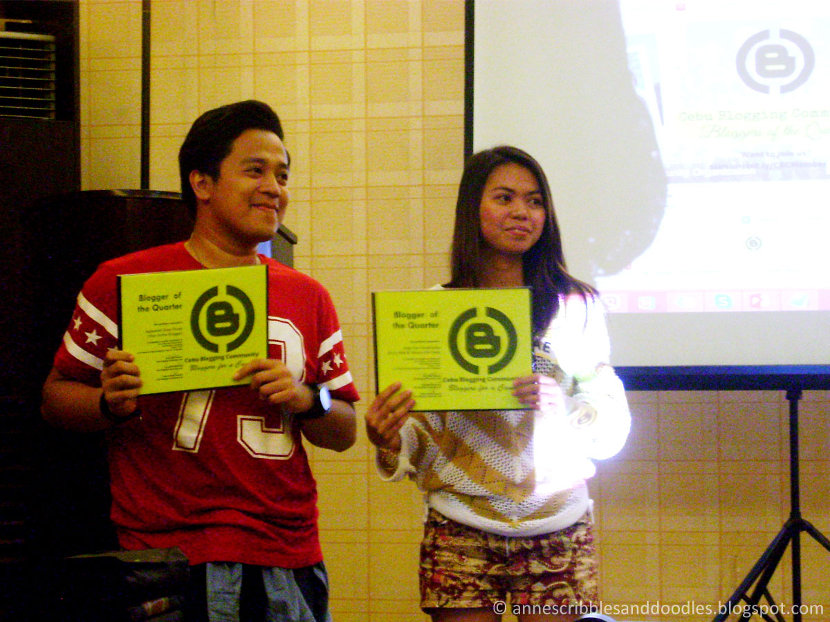 Cebu Blogging Community: Ultimate Blogger Meetup