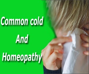common cold and homeopathy