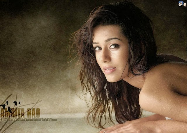 Amrita Rao Hot HD Wallpapers 2014