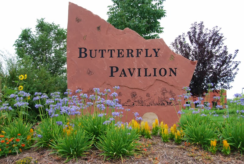 the Butterfly Pavilion in Westminster Colorado