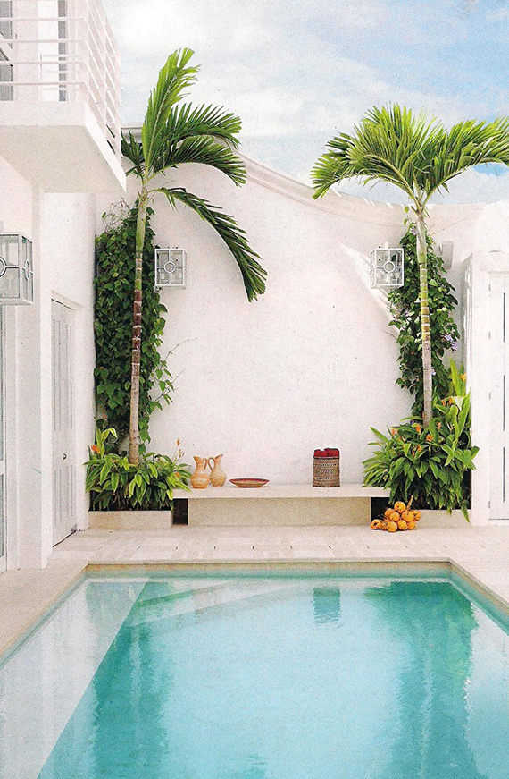 10 backyard pools to steal your heart | Image via The Urban Electric Co