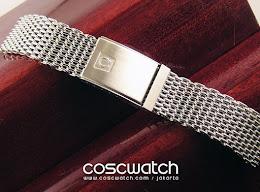 Omega OEM Mesh Bracelet