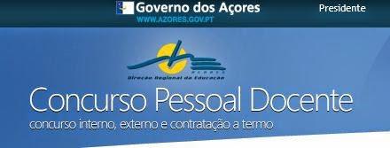 Concursos - Açores
