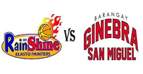 Watch Rain or Shine Elasto Painters vs Brgy Ginebra San Miguel
