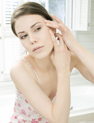 Acne in Women Can Signal Hormone Problems