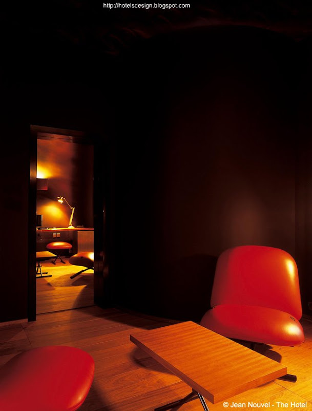 THE HOTEL_Jean Nouvel_10_Les plus beaux HOTELS DESIGN du monde