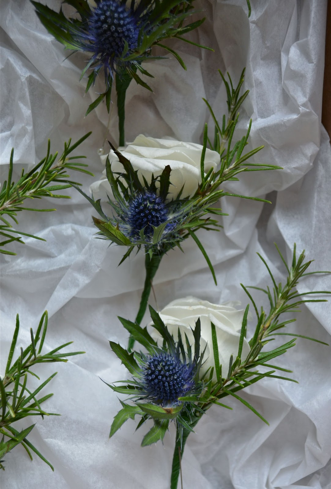 Wedding Bouquets And Buttonholes : Wedding flowers december