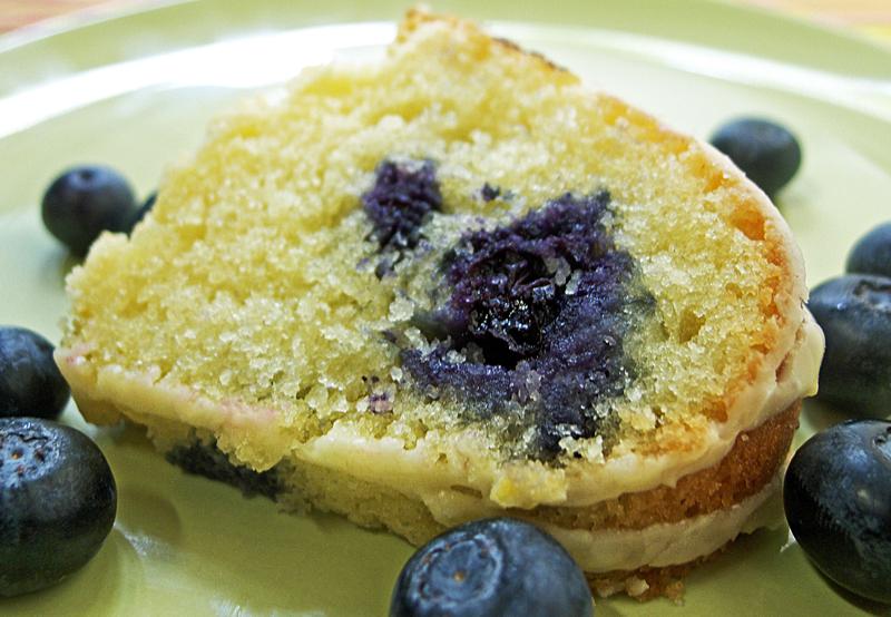 Blueberry Lemon Pound Cake Martha Stewart