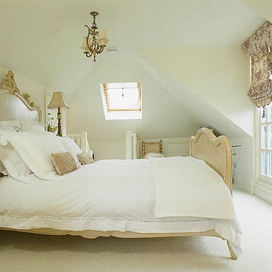 Shabby chic lofts and attics i heart shabby chic - Houses three attic bedrooms ...