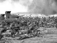 Urutan Perang Dunia II di Kawasan Asia Pasifik dan Eropa