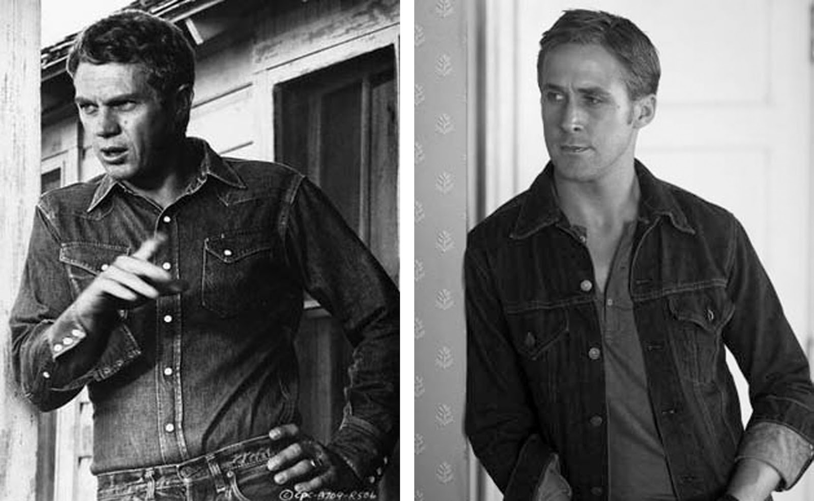 with widows steve mcqueen fashions his version of the - HD1600×986