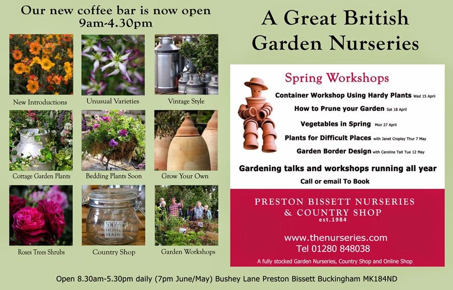 Preston Bissett Nurseries & Country Shop