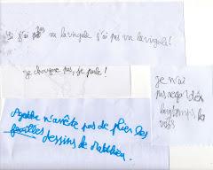 """Des """"papiers anti-larmes"""""""