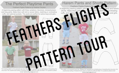 Feather's Flights Pattern Tour