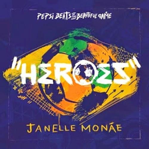 "Amazing Cover: ""Heroes"" (Janelle Monàe)"