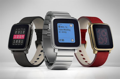 Reloj Pebble Time