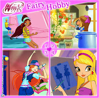 What's your fairy hobby?