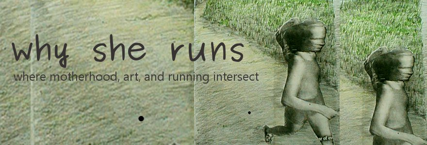 why she runs