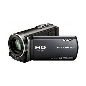 HD-Camcorder SONY HDR-CX 115 EB in Schwarz bei notebooksbilliger.de für 222 Euro inklusive Versandkosten