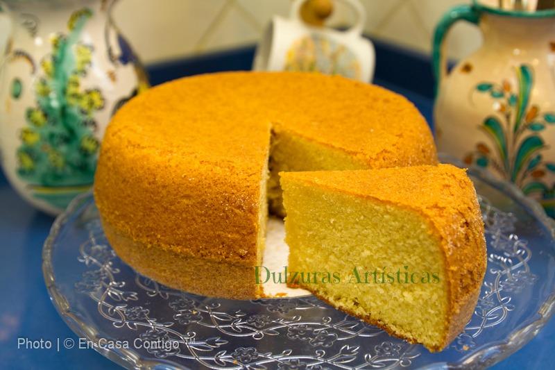 El mundo de las tartas fondant bizcocho muy esponjoso de for Bizcocho limon esponjoso