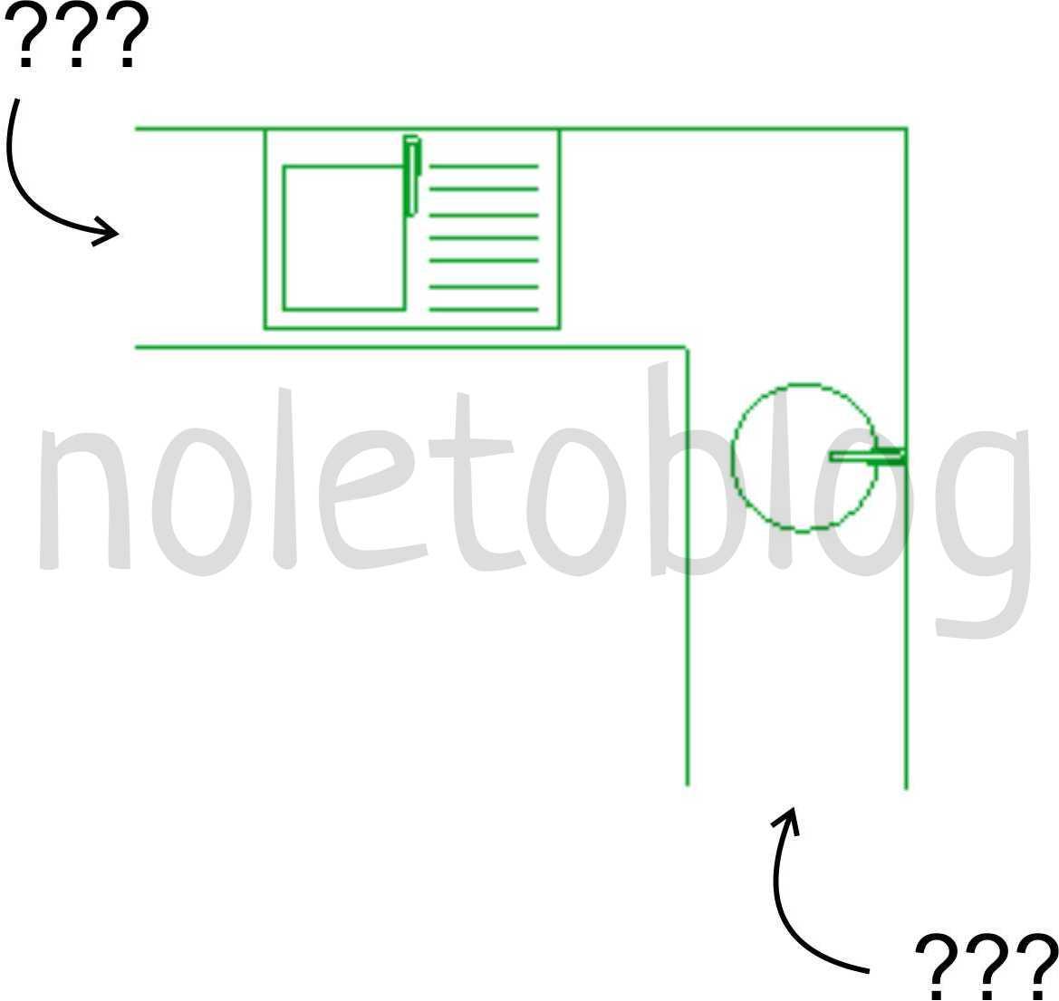 noletoblog: Objetos de ArchiCAD #1: Móveis de Cozinha #1B9532 1169x1105