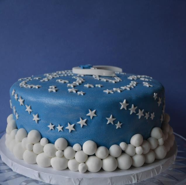 The Frosted Cake Boutique Star Light Star Bright Birthday