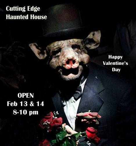 Kitsuneverse Haunts 2015 Valentines Day Haunt Mega