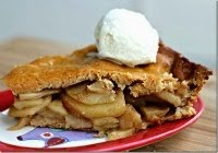 Apple Pie with Biscoff Crust