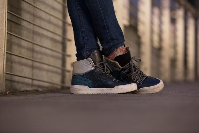 not normal scarpe