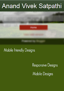 Responsive Mobile Design By Anand Vivek Satpathi