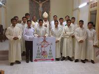 Misa Bersama Uskup Baru Pontianak Di Nyarumkop Singkawang Timur