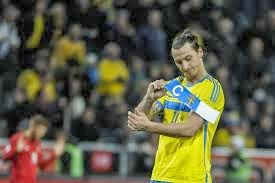 Ibrahimovic - Pemain Bintang Absen Piala Dunia 2014