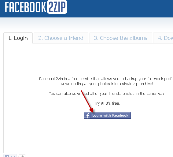 How to Download Facebook Albums Easily