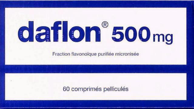 دافلون 500 مجم أقراص لعلاج قصور الأوعية الدموية نقابة الصيادلة