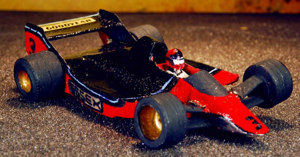 191 Jugamos A Coches Lotus 82 De De F 243 Rmula 1