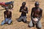 3 Boko Haram Members Arrested In Ajao Estate, Isolo, Lagos [Photo]