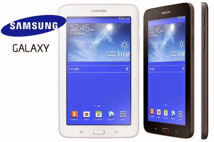 Spesifikasi Samsung Galaxy Tab 3 Lite 7.0