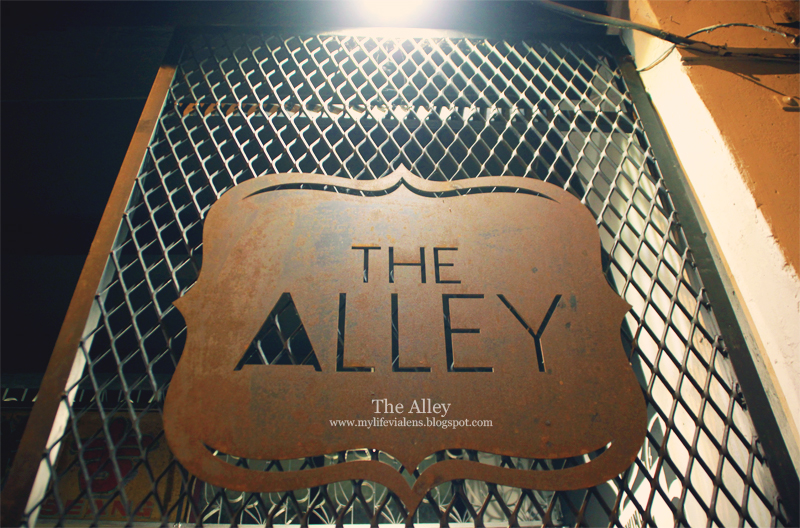 The Alley Cafe at Stewart Lane