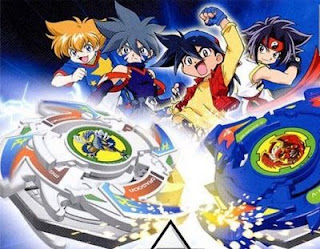 Beyblade V Force Dublado