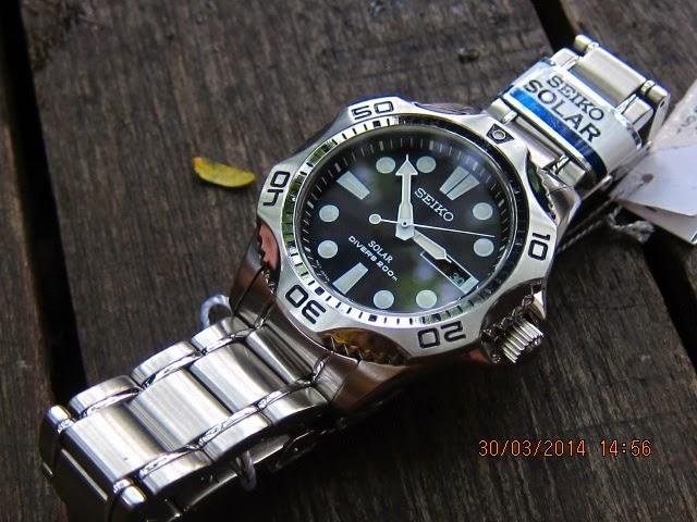 Seiko Diver SNE107P1