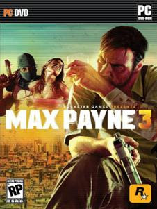 download Max Payne 3 FullRip 2012 PC