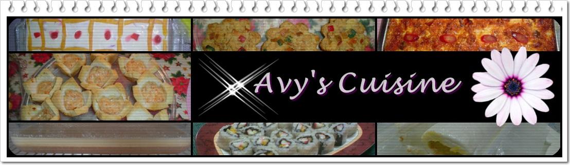 Avy's Cuisine