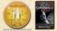 Book of the Year 2017 goes to Conspiracy of Lies by Kathryn Gauci