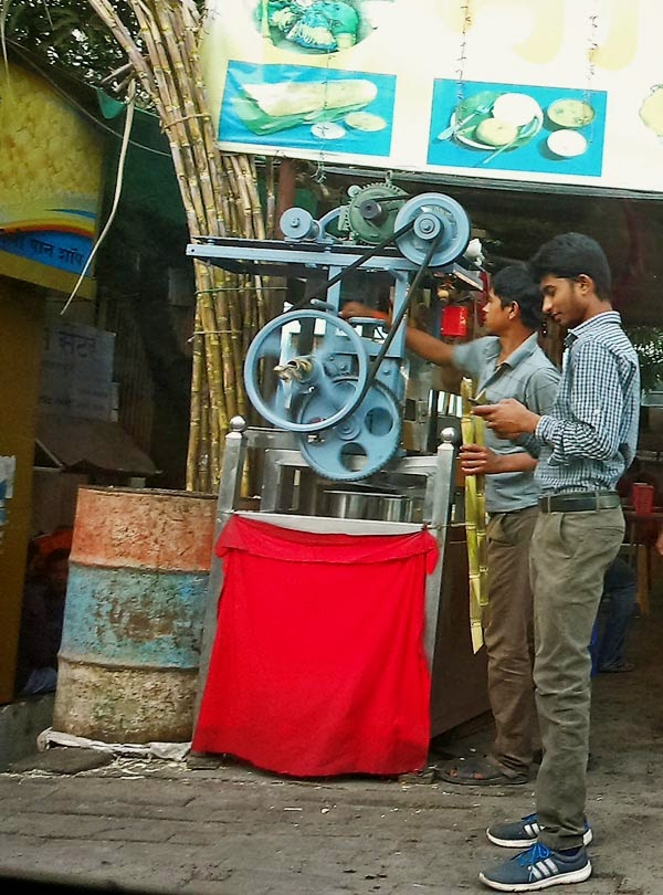 Sugarcane Juice Shop