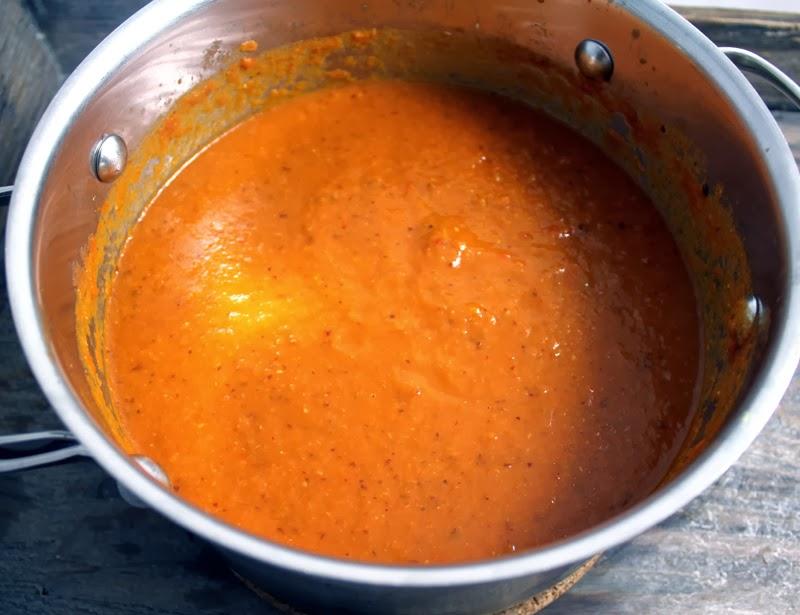Oppskrift Tacosuppe Hjemmelaget Tacokrydder Bønner Kidneybønner Krydret Tomatsuppe