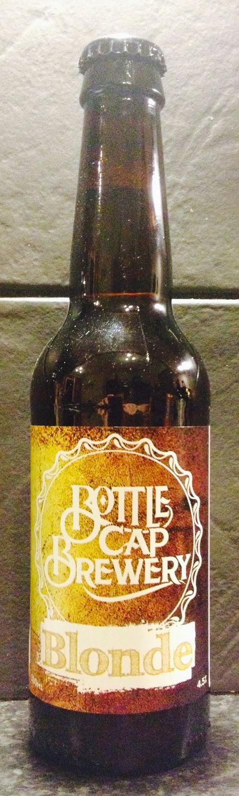 Blonde (Bottle Cap Brewery)