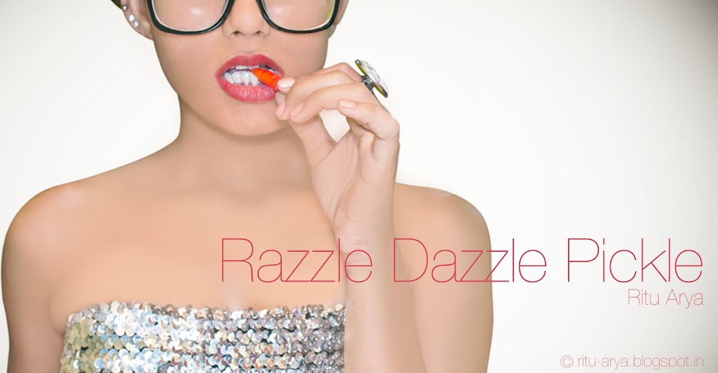 Razzle Dazzle Pickle