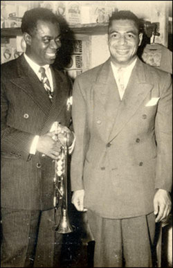 A Trip Down Memory Lane The Son Of Louis Armstrong