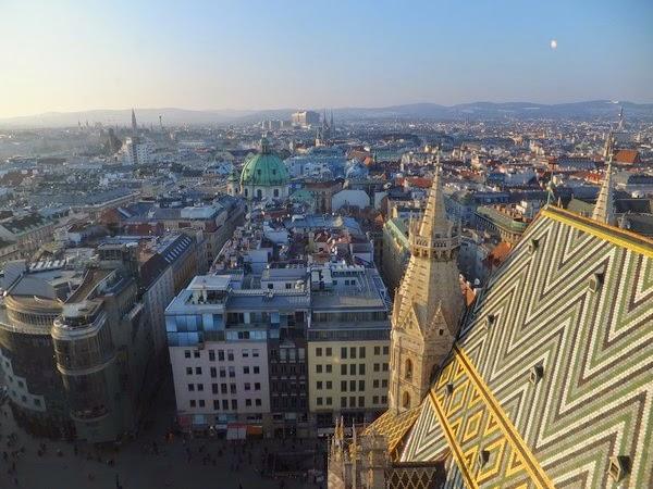 Vienne Wien cathédrale saint-étienne Stephansdom